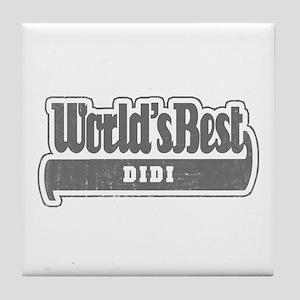 WB Grandpa [Croatian] Tile Coaster